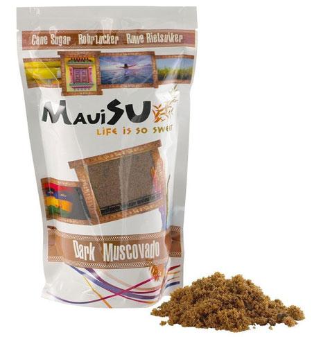 MauiSu Muscovado Zucker